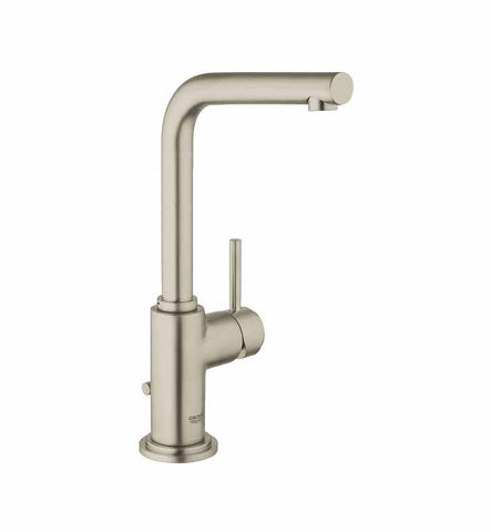 Grohe Atrio Single Handle Faucet in Brushed Nickel GR-32006EN1