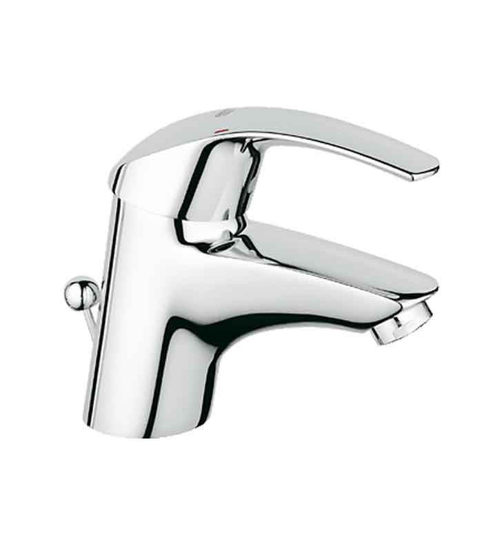 Grohe Eurosmart Single Handle Faucet in Chrome GR-32642001