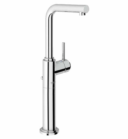 Grohe Atrio Single Handle Faucet in Chrome GR-32655001