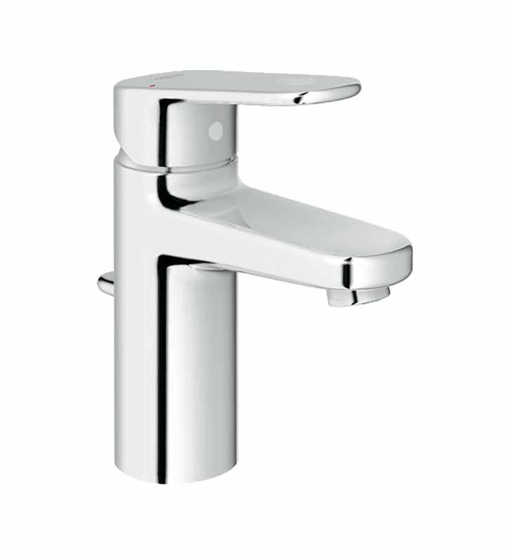 Grohe Europlus Single Handle Faucet in Chrome GR-33170002