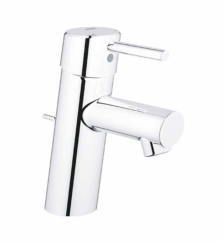 Grohe Concetto Single Handle Faucet in Chrome GR-34270001