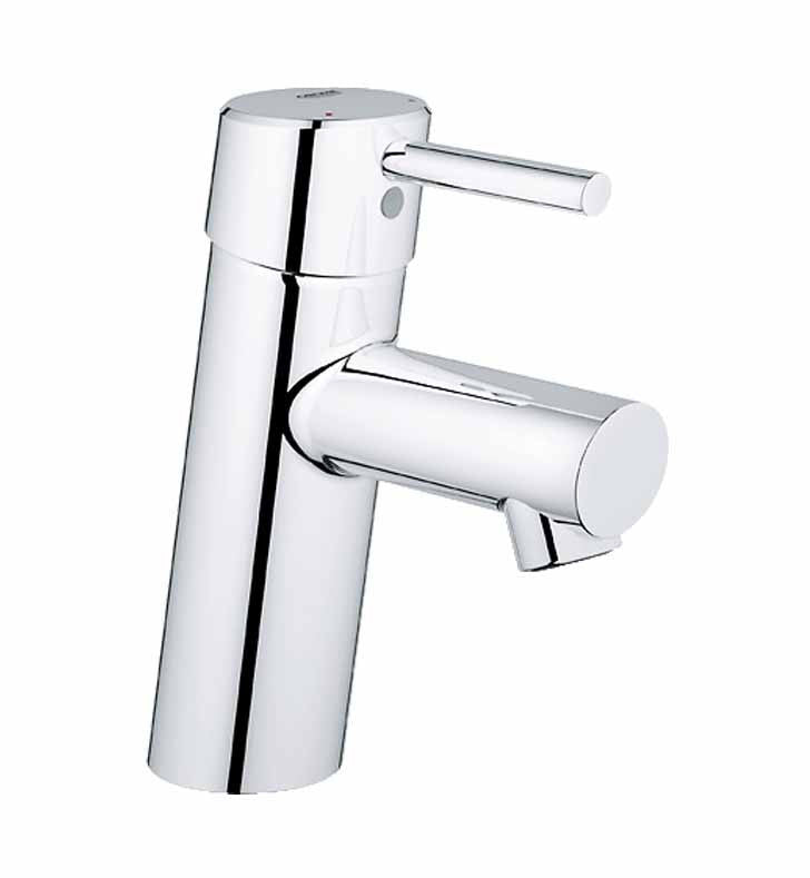 Grohe Concetto Single Handle Faucet in Chrome GR-34271001