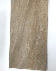 "Lefka Walnut 12"" x 24"" Porcelain Floor & Wall Tile 5111-C"