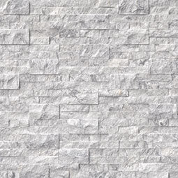 "Arabescato Carrara 6"" x 24"" Ledger Panel LPNLMARACAR624"