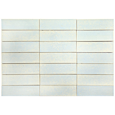 "Hudson Series Aruba 2"" x 8"" Glazed Brick"