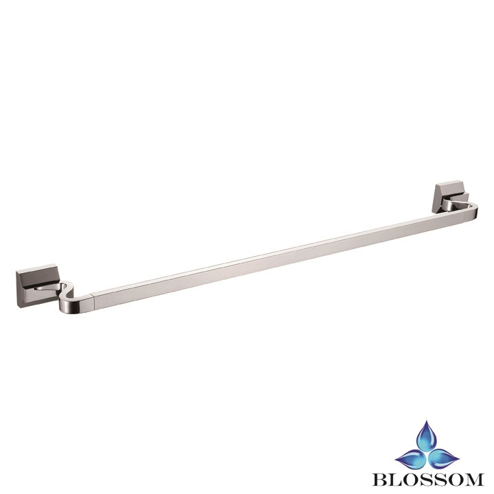 "24"" Single Towel Bar - Chrome - BA02 206 01"
