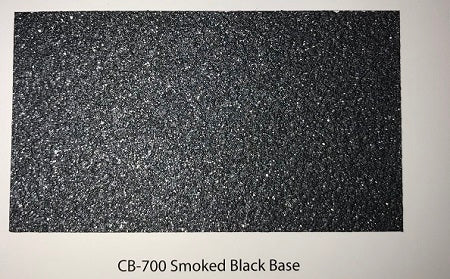 Meoded Crystal Brush Model CB-700 Smoked Black Base (1 Gallon)