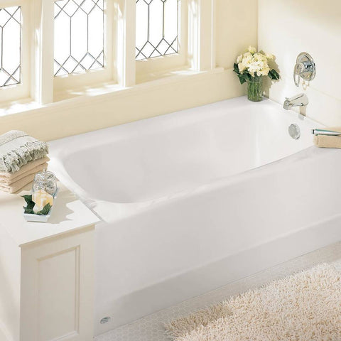 "American Standard Cambridge 60"" x 32"" Integral Apron Bathtub 2460002.020"