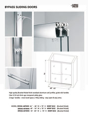 iStyle Shower Door DR56G