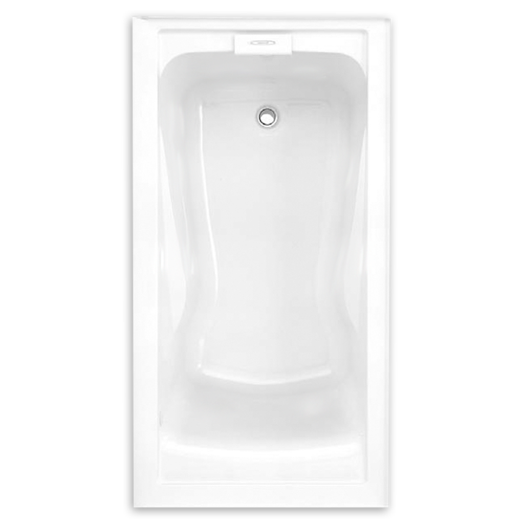 "American Standard Evolution 60"" x 32"" Deep Soak Bathtub 2422V002.020"