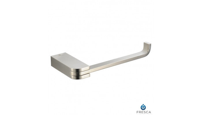 Fresca Solido Toilet Paper Holder in Brushed Nickel FAC1329BN