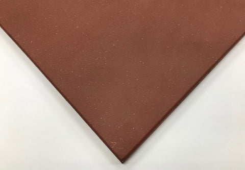 "Metropolitan Mayflower Red 8"" x 8"" Quarry Tile"