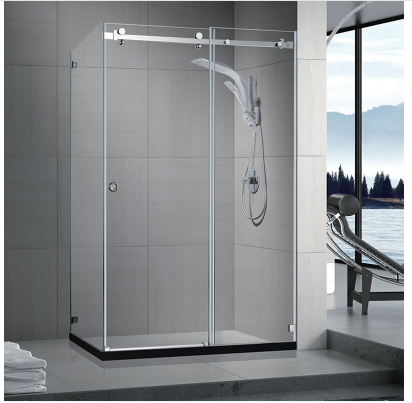Pasgo Shower Door LY9205 Polished Chrome