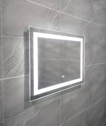 "A-019 Starlight LED Mirror W 31.5"" x H 24"" x D 2"""