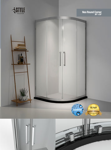 iStyle Shower Door Neo Round Corner
