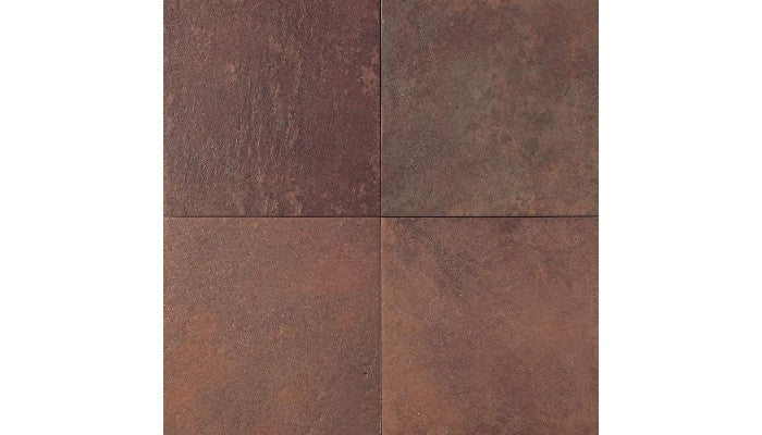 Daltile CONTINENTAL SLATE ™ COLORBODY™ PORCELAIN INDIAN RED CS51