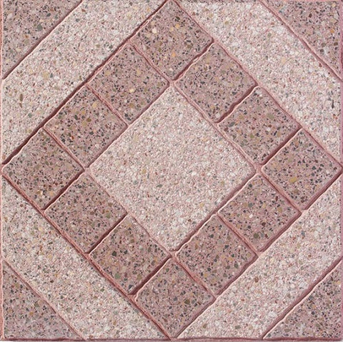 "Concrete Paving Stone/Pavers S46 16"" x 16"""