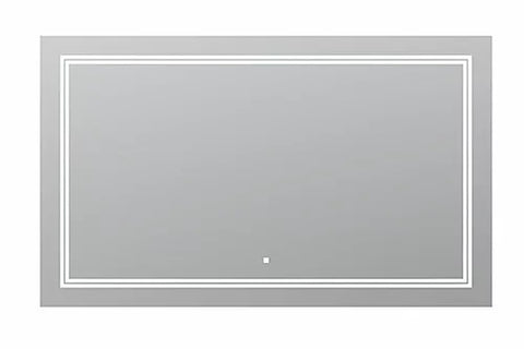 Aquadom LED Mirror SOHO 72in x 36in x 1in S-7236