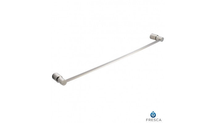 "Fresca Magnifico 26"" Towel Bar in Brushed Nickel FAC0137BN"