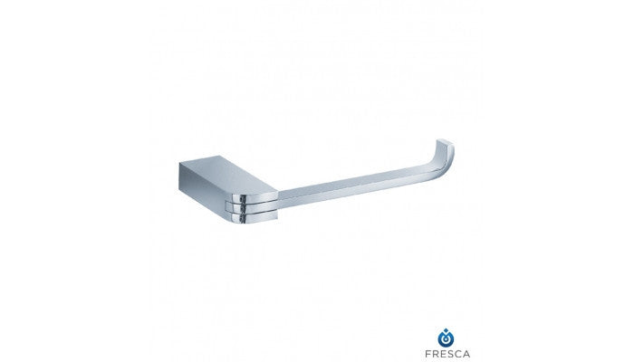 Fresca Solido Toilet Paper Holder in Chrome FAC1329