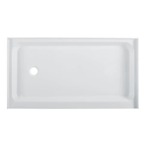 "Swiss Madison Voltaire 60"" x 36"" Left Hand Drain SM-SB513"