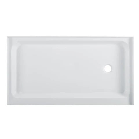 "Swiss Madison Voltaire 60"" x 36"" Right Hand Drain SM-SB512"