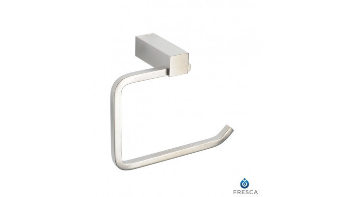 Fresca Ottimo Toilet Paper Holder in Brushed Nickel FAC0427BN