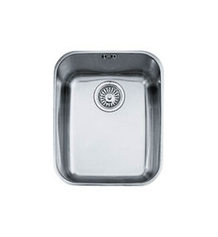 Franke ARX11014 Single Basin Undermount Stainless Steel Kitchen Sink