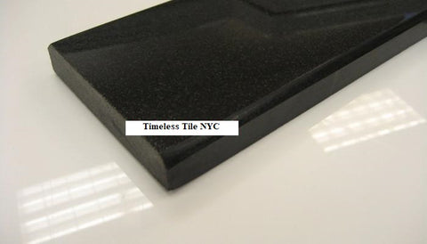 Marble Door Saddle/Threshold Absolute Black (Multiple Sizes In Stock!)