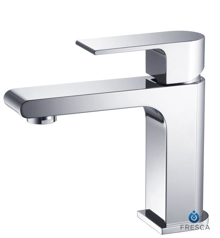 Fresca Allaro Single Hole Mount Bathroom Faucet in Chrome FFT9151CH