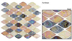 Aquatica Series Glass Mosaic Glossy Spectrum AQ-2002