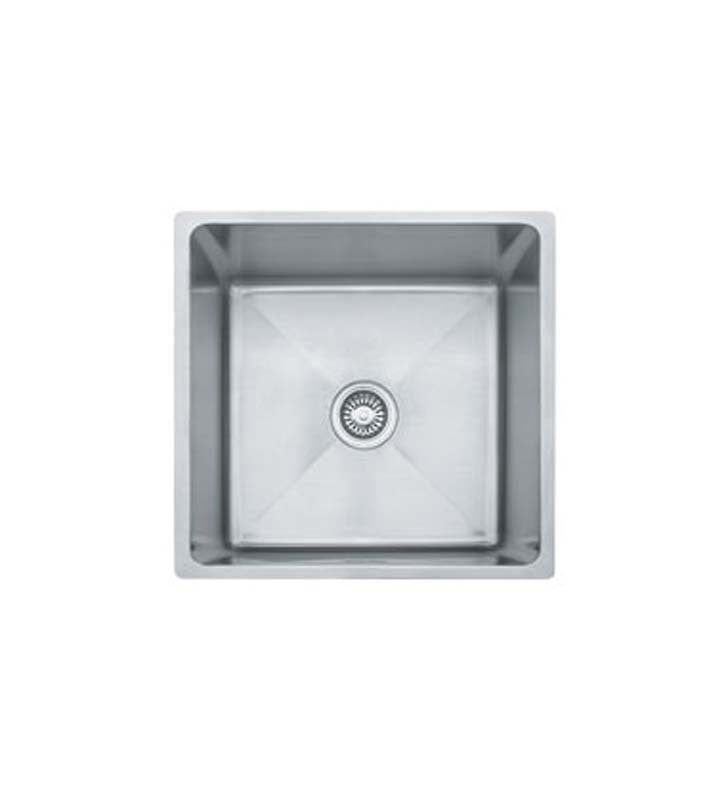 Franke PSX110199 Professional Single Basin Undermount Stainless Steel Kitchen Sink
