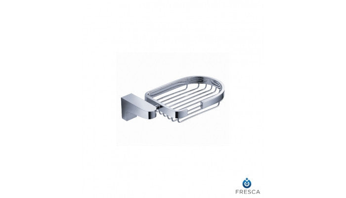 Fresca Generoso Soap Basket in Chrome FAC2309