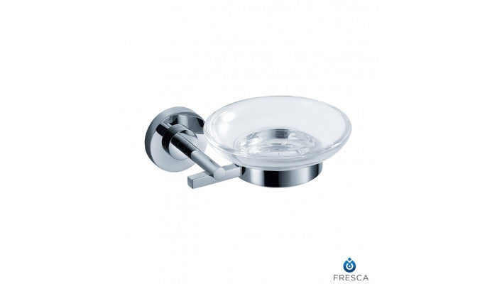 Fresca Alzato Soap Dish in Chrome FAC0803
