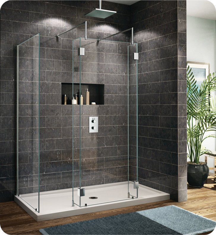 Fleurco Evolution 6' Walk in Shower Shield V6301