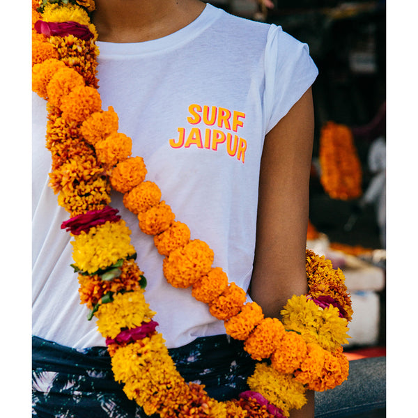 Surf Jaipur T-shirt