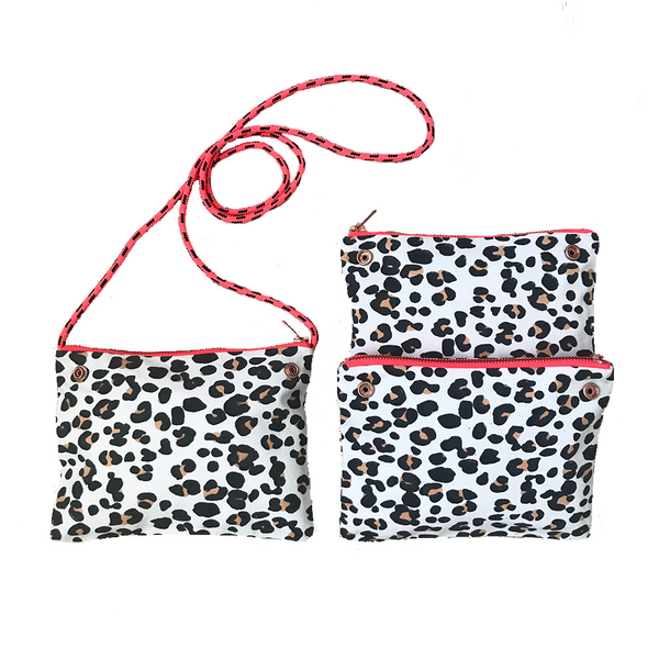 Trio Cheetah Bag