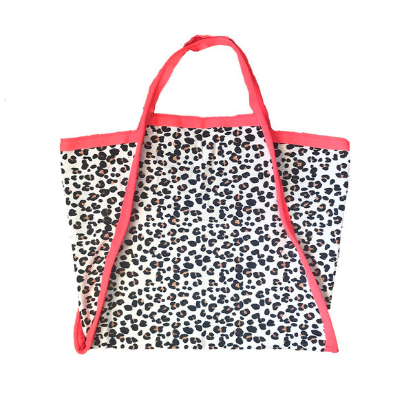 Cheetah Asymmetrical Tote