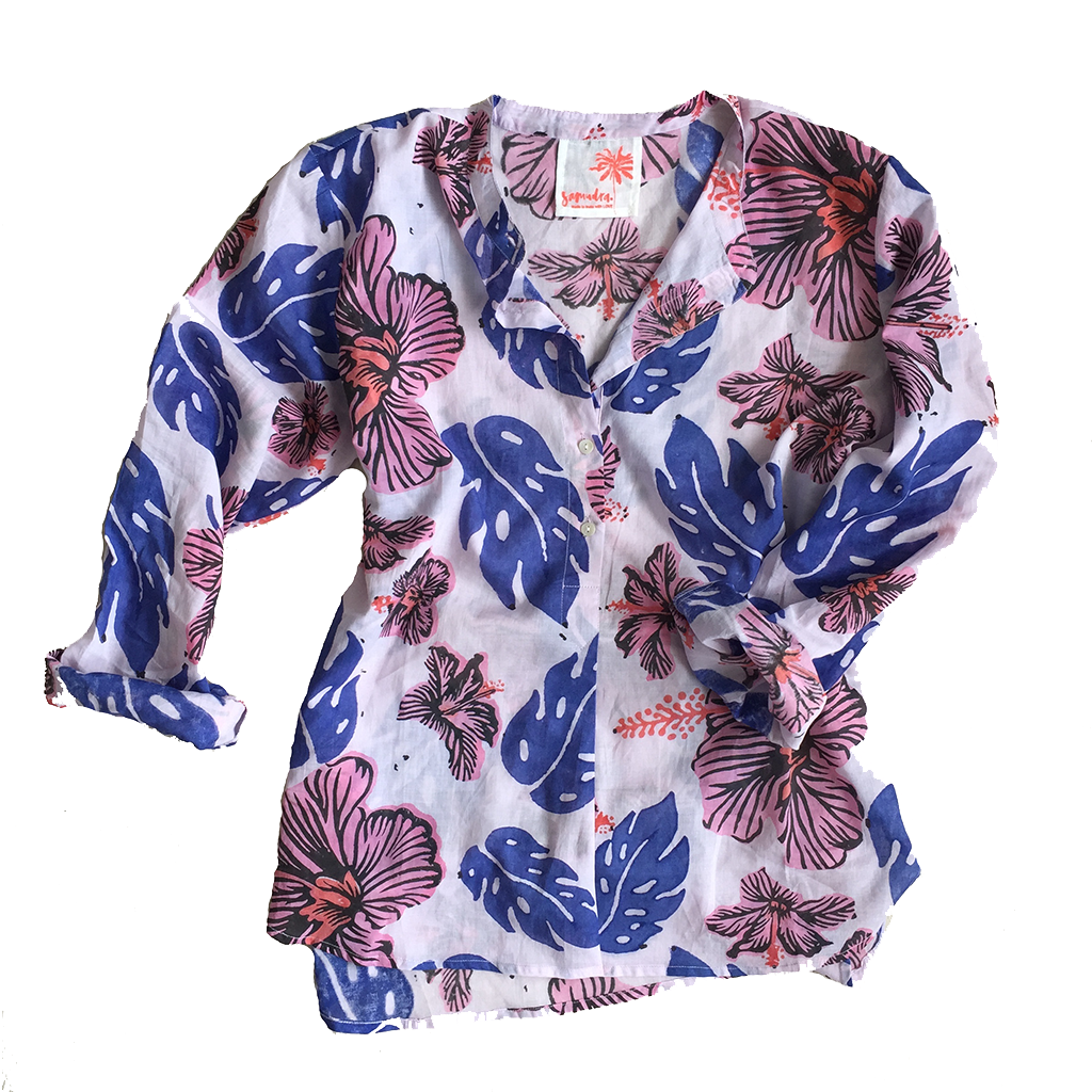 Papeete Button-Up Shirt