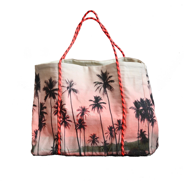 Tangalle Beach Rope Tote