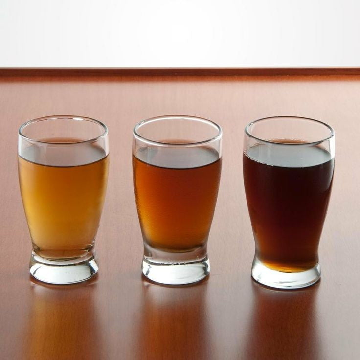 beer tasting glasses wholesale true oz glass personalized plastic bulk