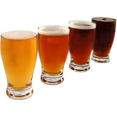 True Craftware Beer Tasting Glasses - 5 Ounce (Set 12)