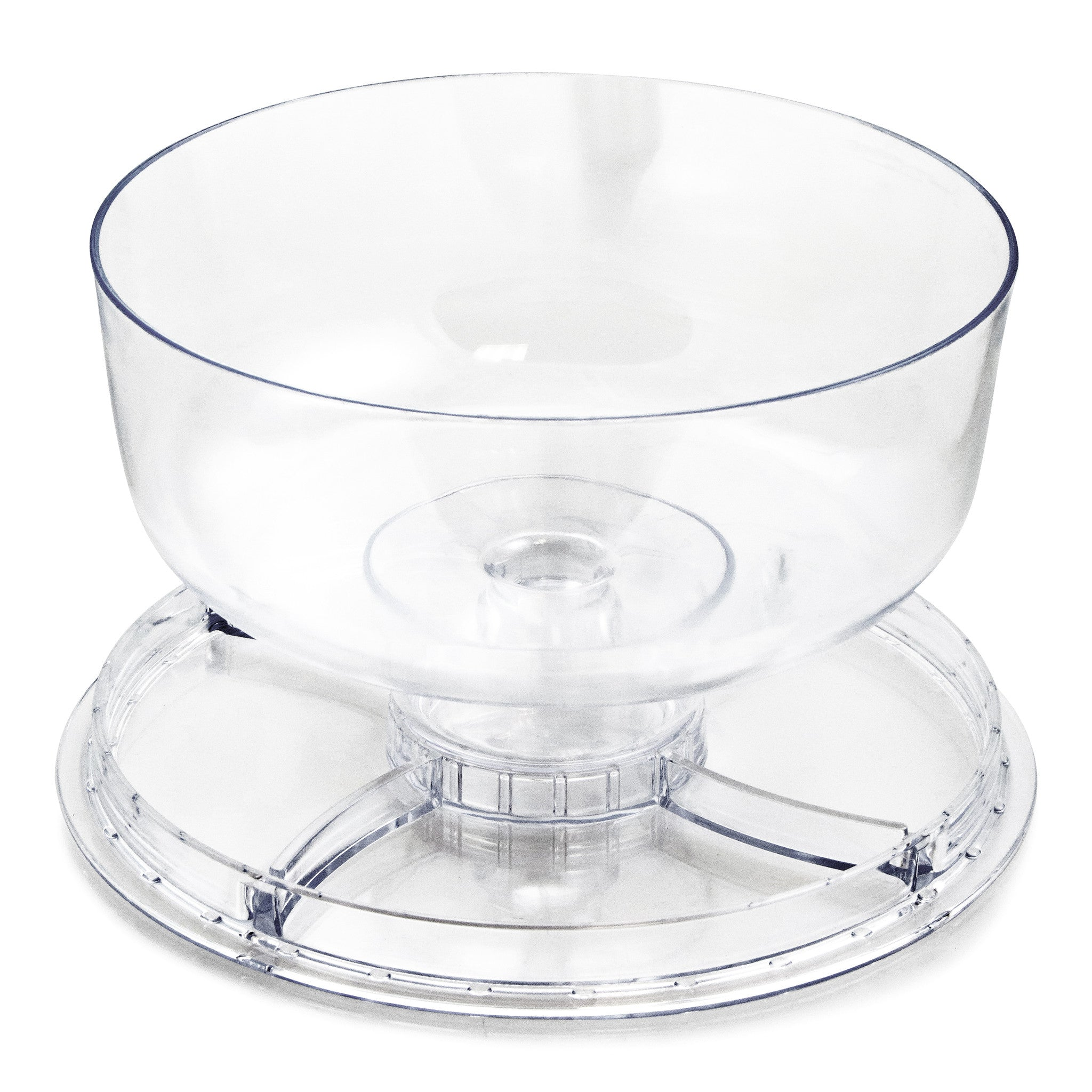 ... True Craftware Multifunctional (6-in-1 different possibilities) Clear Acrylic Cake Stand ...  sc 1 st  True Craftware & True Craftware Multifunctional (6-in-1 different possibilities ...