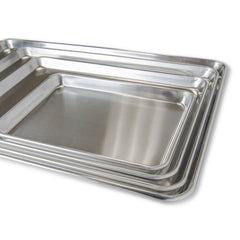 4 Piece Truecraftware Aluminium Baking Tray Set