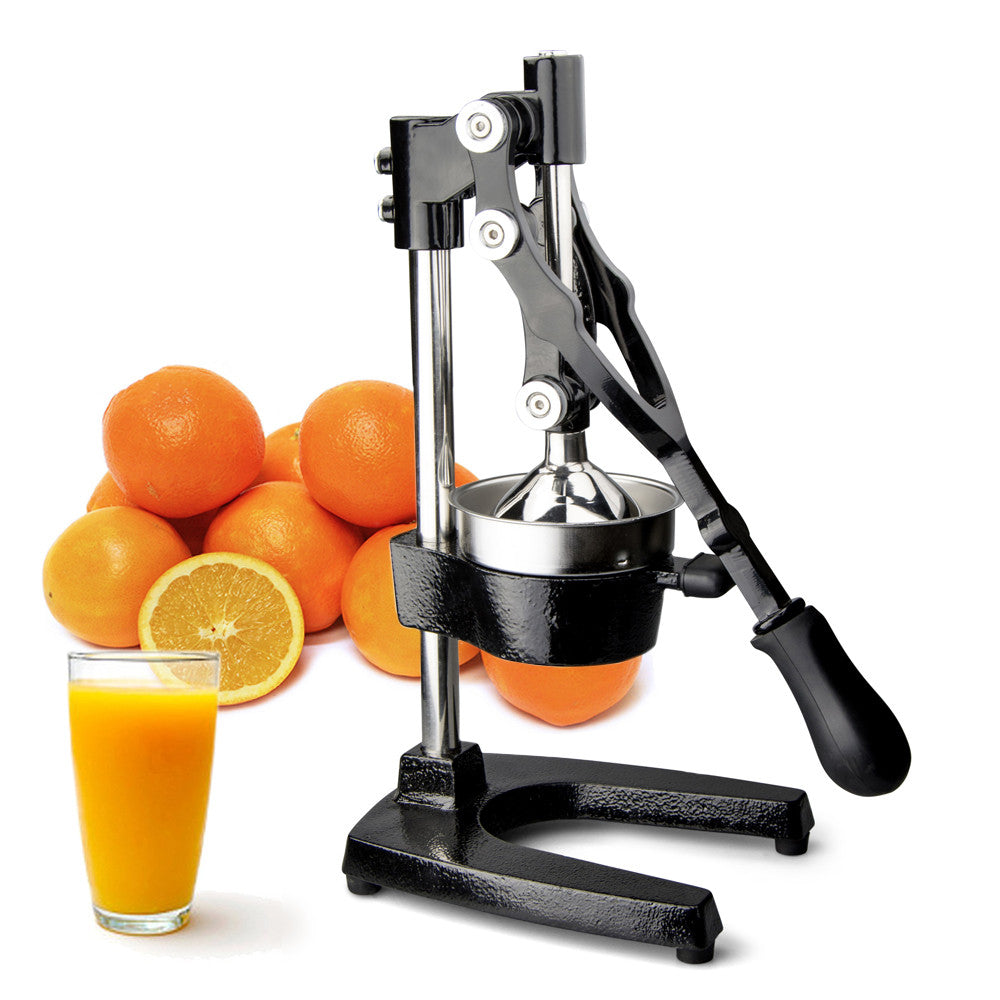 true craftware commercial citrus juicer hand press. Black Bedroom Furniture Sets. Home Design Ideas