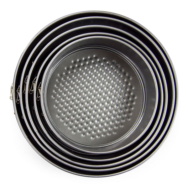 Disposable Cake Pans With Quick Release