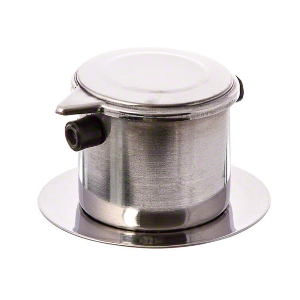 True Craftware Stainless Steel - Single Cup Coffee Brewer Infuser Filter