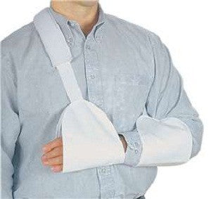 AliMed CVA Sling, White - Artxmedical