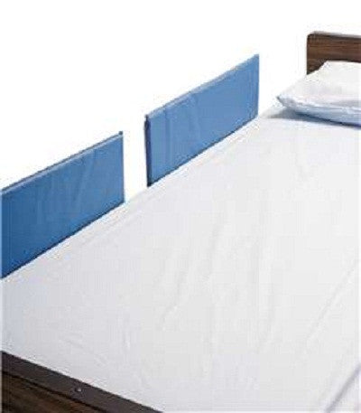 Split-Rail Vinyl Bed Rail Pads