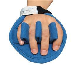 Ventopedic Premium Palm Protector with Finger Separators and Cylinder Roll - Artxmedical